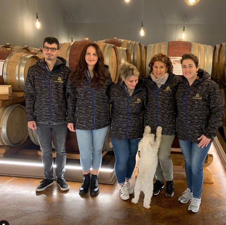Accordini igino Winery team